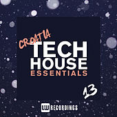 Croatia Tech House Essentials, Vol. 13 - EP de Various Artists