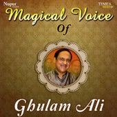Magical Voice of Ghulam Ali de Ghulam Ali