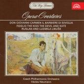 Opera Overtures de Czech Philharmonic Orchestra