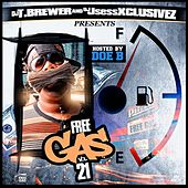 Free Gas Vol 21 de DJ JSess Xclusivez DJ T. Brewer