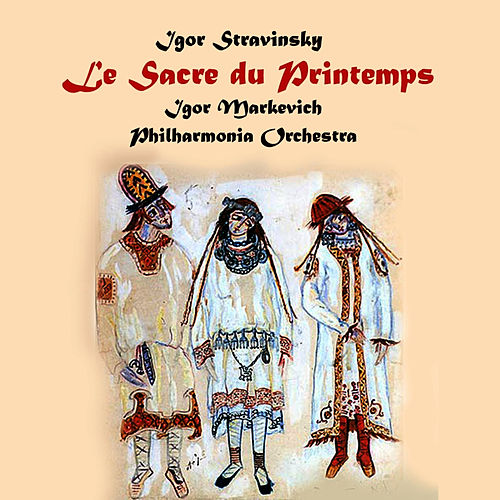 Stravinsky: Le Sacre du Printemps / 1951 & 1959 Recordings by Philharmonia Orchestra