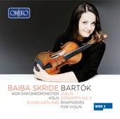 Bartók: Works for Violin & Orchestra de Baiba Skride