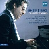 Joshua Pierce - The Schubert Recordings, Volume III by Joshua Pierce