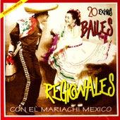 20 Exitos Bailes Regionales by Mariachi Mexico