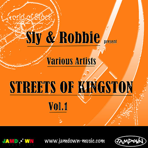 Taxi Pts. Streets Of Kingston Vol.1 by Various Artists