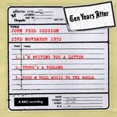 John Peel Session (23rd November 1972) de Ten Years After