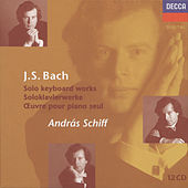 Bach, J.S.: The Solo Keyboard Works de András Schiff