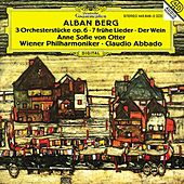 Berg: Seven Early Songs / Wine / Three Pieces for Orchestra by Various Artists