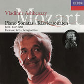 Mozart: Piano Sonatas Nos. 9, 14 & 17/Fantasy in C minor/Adagio in B minor de Vladimir Ashkenazy