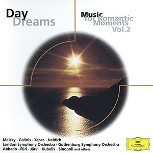 Daydreams Volume 2: Music for Romantic Moments by Various Artists