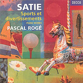 Satie: Sports et Divertissements/Le Piège de Méduse etc. by Pascal Rogé