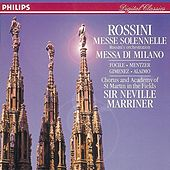 Rossini: Petite Messe Solenelle/Messa di Milano by Various Artists