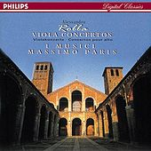 Rolla: Viola Concertos/Concerto in E flat, Op. 3/Divertimento in F/ by Various Artists