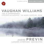Vaughan Williams: Symphonies 1-9 by Various Artists