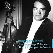 Violin Recital: Ricci, Ruggiero - Shostakovich, D. / Schubert, F. / Spohr, L. by Various Artists