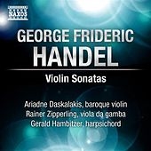 HANDEL: Violin Sonatas by Various Artists