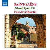 Saint-Saens: String Quartets Nos. 1 & 2 by Fine Arts Quartet