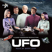 UFO (Original Television Soundtrack) by Barry Gray