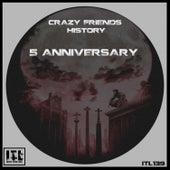 5 Anniversary: Crazy Friends History von Various