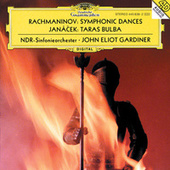 Rachmaninov: Symphonic Dances / Janácek: Taras Bulba de NDR-Sinfonieorchester