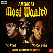 Americaz Most Wanted by Various Artists