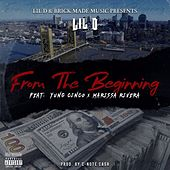 From The Beginning (feat. Yung Cinco & Marissa Rivera) by Lil D
