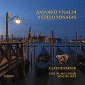Vivaldi: Cello Sonatas de Claude Starck