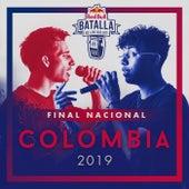 Final Nacional Colombia 2019 by Red Bull Batalla de los Gallos
