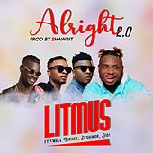 Alright (feat. Wale Turner, Deshinor & Didi) by Litmus