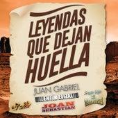 Leyendas Que Dejan Huella de Various Artists