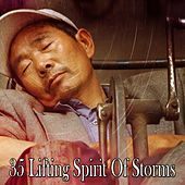 35 Lifting Spirit of Storms by Rain Sounds and White Noise