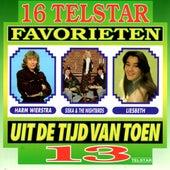 16 Telstar Favorieten uit de Tijd van Toen, Vol. 13 de Various Artists