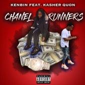 Chanel Runners by KenBin