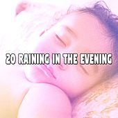 20 Raining in the Evening by Rain Sounds and White Noise