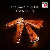Carmen Suite: V. Habanera (Arr. for 4 Marimbas and Percussion by Rodion Shchedrin) von The Wave Quartet