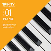 Grade 01 Piano Pieces & Exercises for Trinity College London Exams 2018-2020 de Trinity College London Press