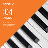 Grade 04 Piano Pieces & Exercises for Trinity College London Exams 2018-2020 de Trinity College London Press