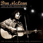 Live at The Bottom Line van Don McLean
