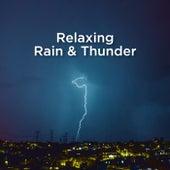 Relaxing Rain & Thunder de Thunderstorm Sound Bank