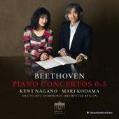 Beethoven: Piano Concertos 0-5 de Mari Kodama