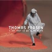C'est tout ce qu'il me reste de Thomas Fersen