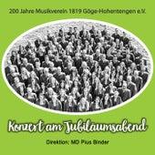 Konzert am Jubiläumsabend (200 Jahre Musikverein) von Musikverein 1819 Göge-Hohentengen