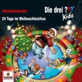 Adventskalender - 24 Tage im Weihnachtszirkus von Die Drei ??? Kids
