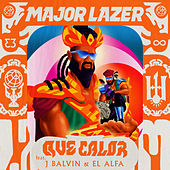 Que Calor (feat J Balvin & El Alfa) de Major Lazer