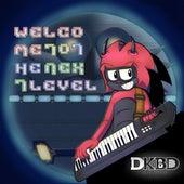 Welcome to the Next Level (Videogames #2, Sega Mega Drive Mini Metal) by Davidkbd