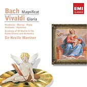Bach: Magnificat / Vivaldi: Gloria in D von Sir Neville Marriner