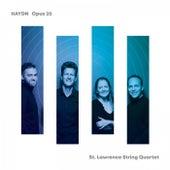 Haydn: Opus 20 de St. Lawrence String Quartet