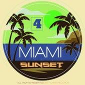 Miami Sunset, Vol. 4 von Various