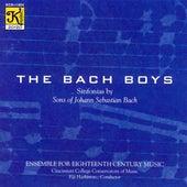 Bach Boys - Sinfonias by Sons of Johann Sebastian Bach by Eiji Hashimoto