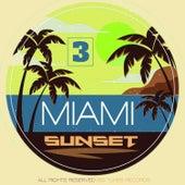 Miami Sunset, Vol. 3 von Various